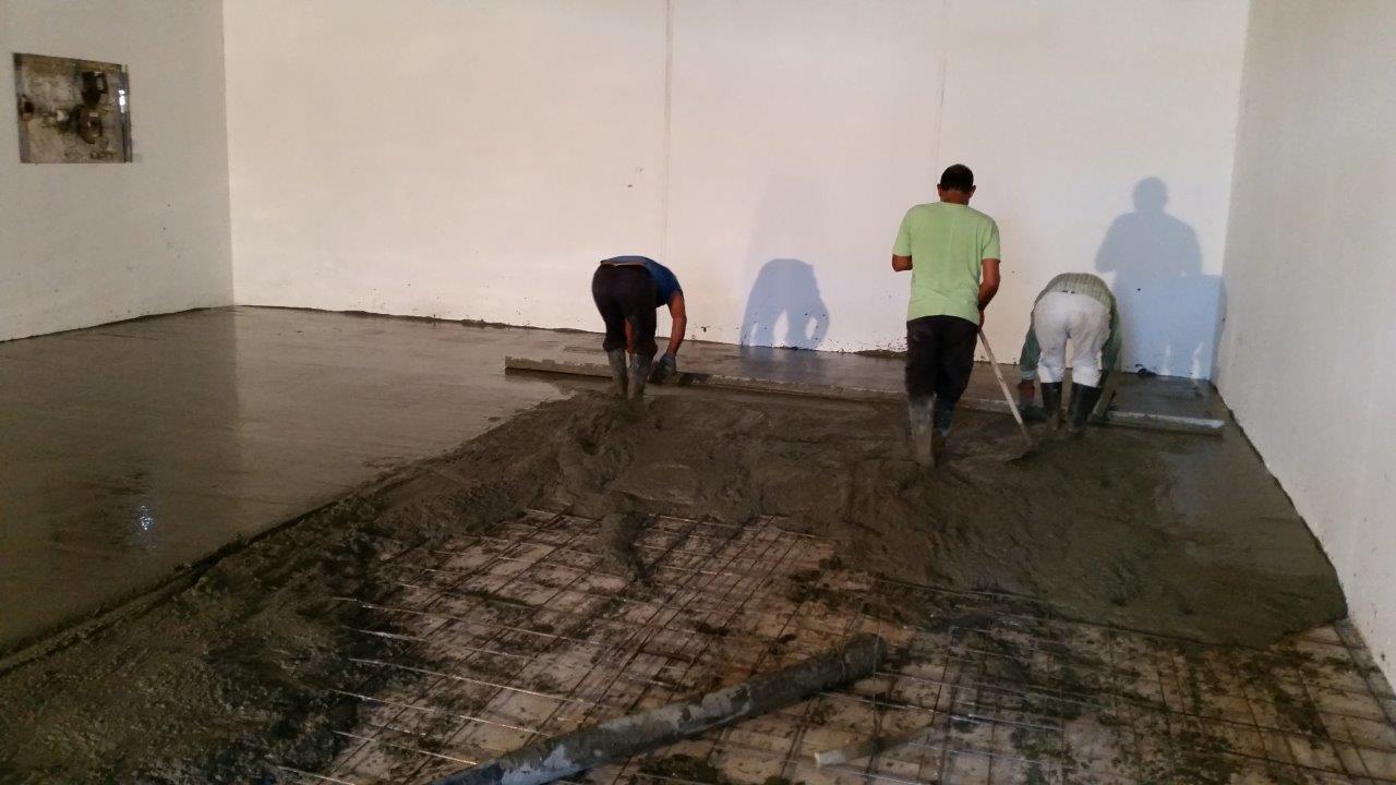 הצעת מחיר ליציקת בטון 150 מטר